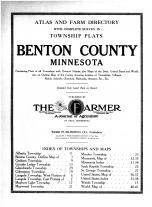 Title Page, Benton County 1914